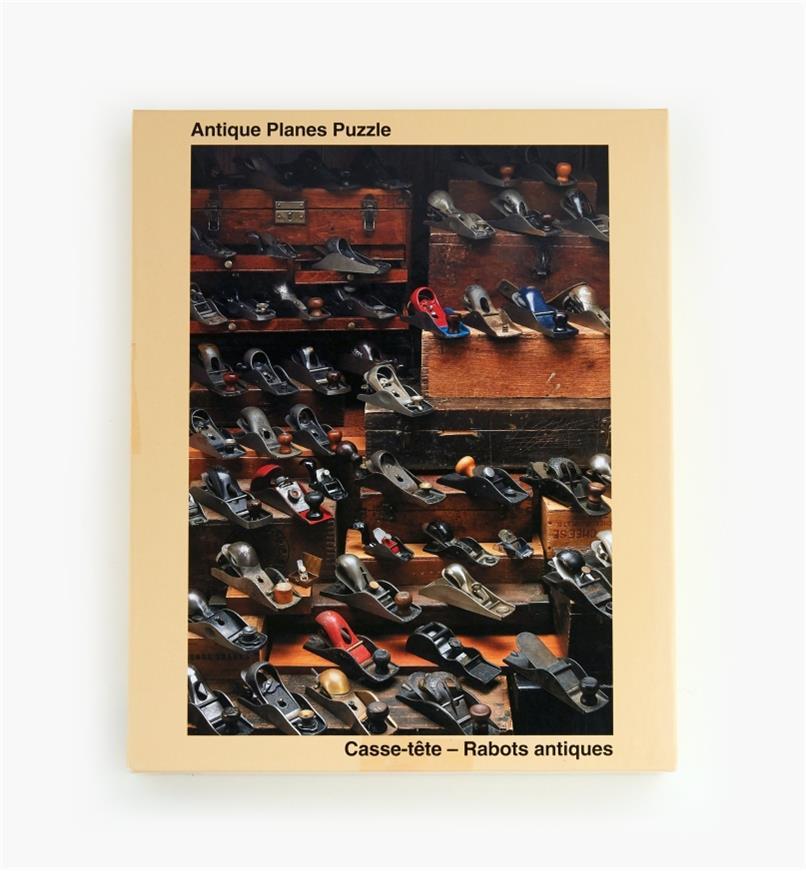 50K1029 - Antique Planes Jigsaw Puzzle