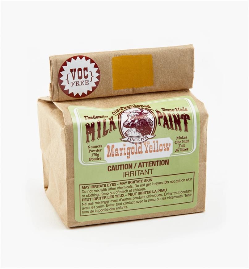 53Z5016 - Milk Paint, Marigold Yellow