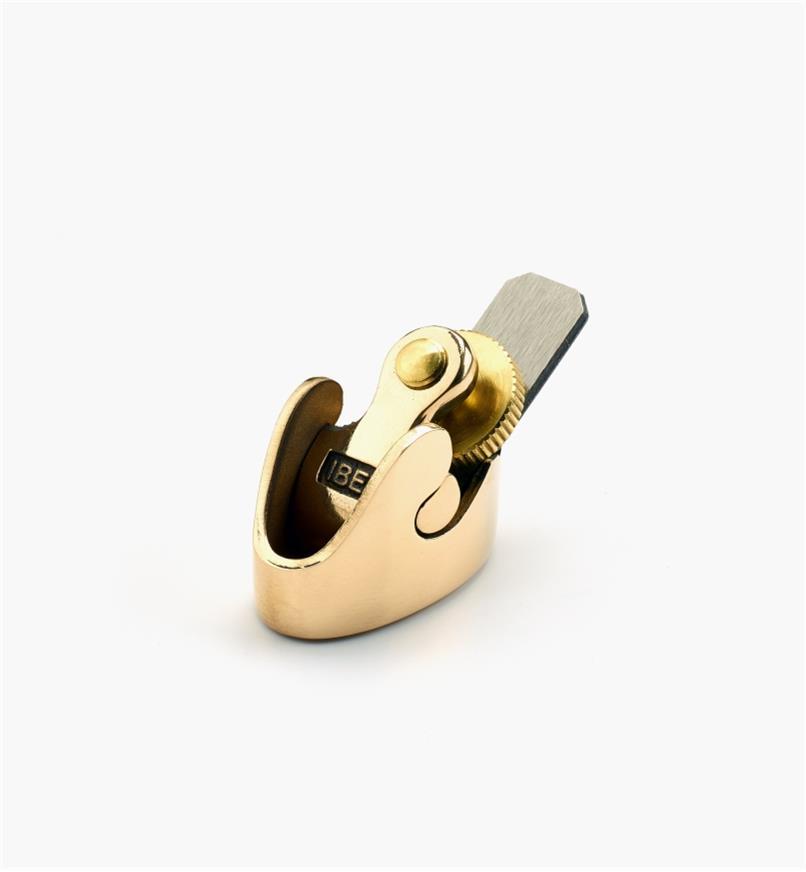 55P1002 - Noisette en bronze au silicium de 30mm –lame de 10mm