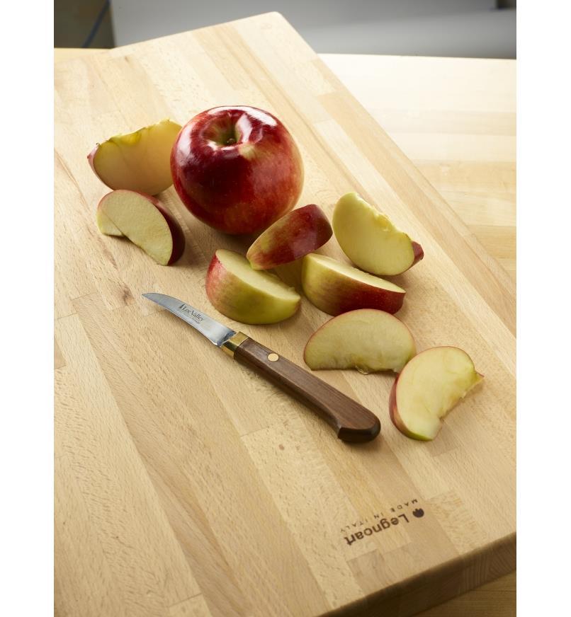 EM603 - Couteau à légumes en acier inoxydable