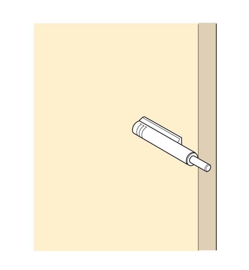 00B1731 - Blumotion & Straight Plate
