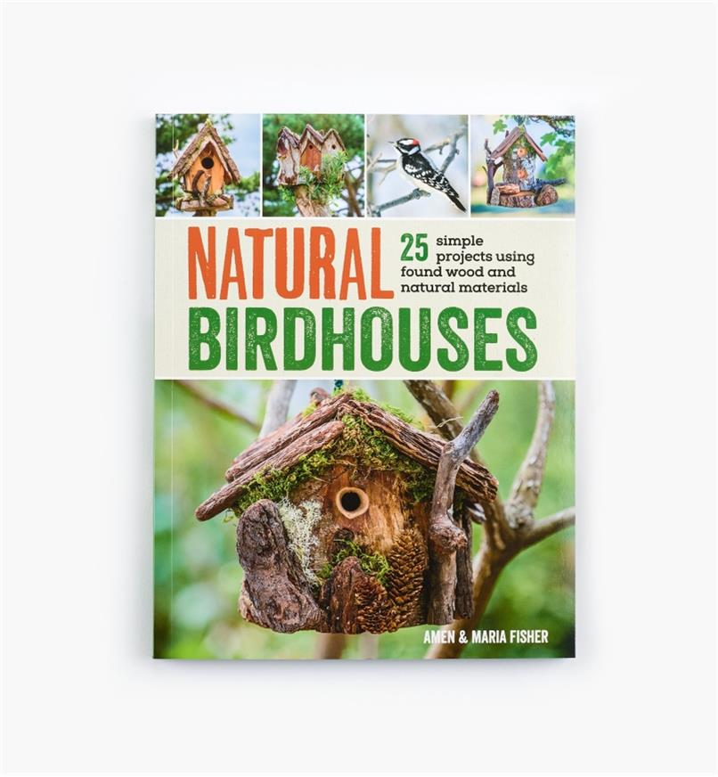 42L7309 - Natural Birdhouses