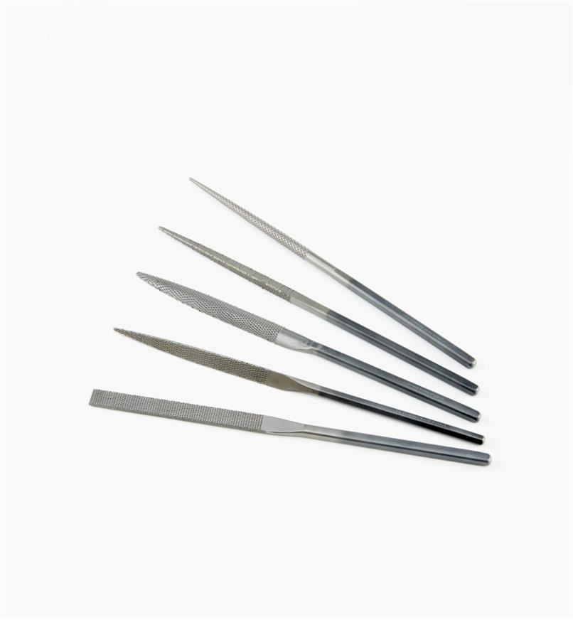 51W0610 - Shaping Rasps, set of 5