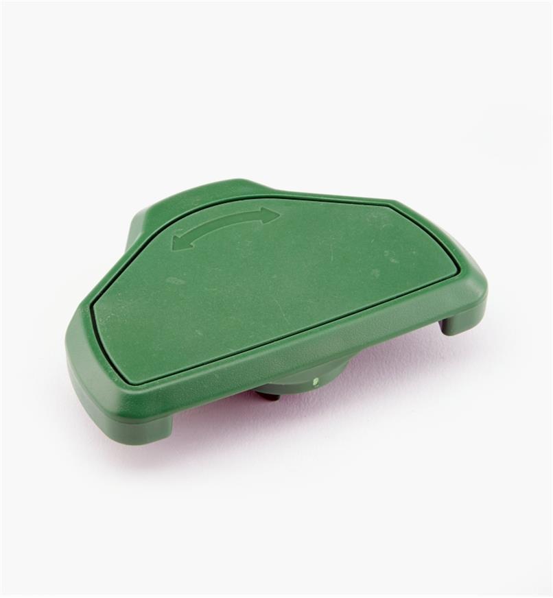 68K4624 - Green Regular Latch, each