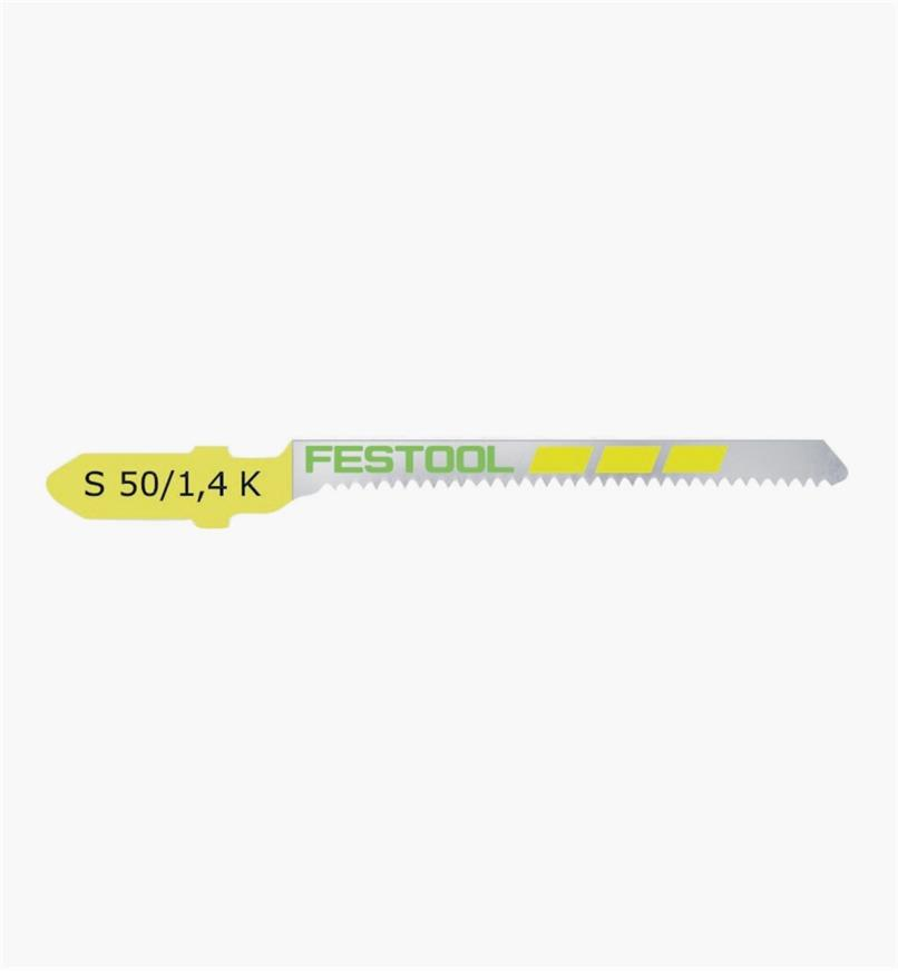 ZA486564 - S 50/1.4 K Blade, Qty. 5