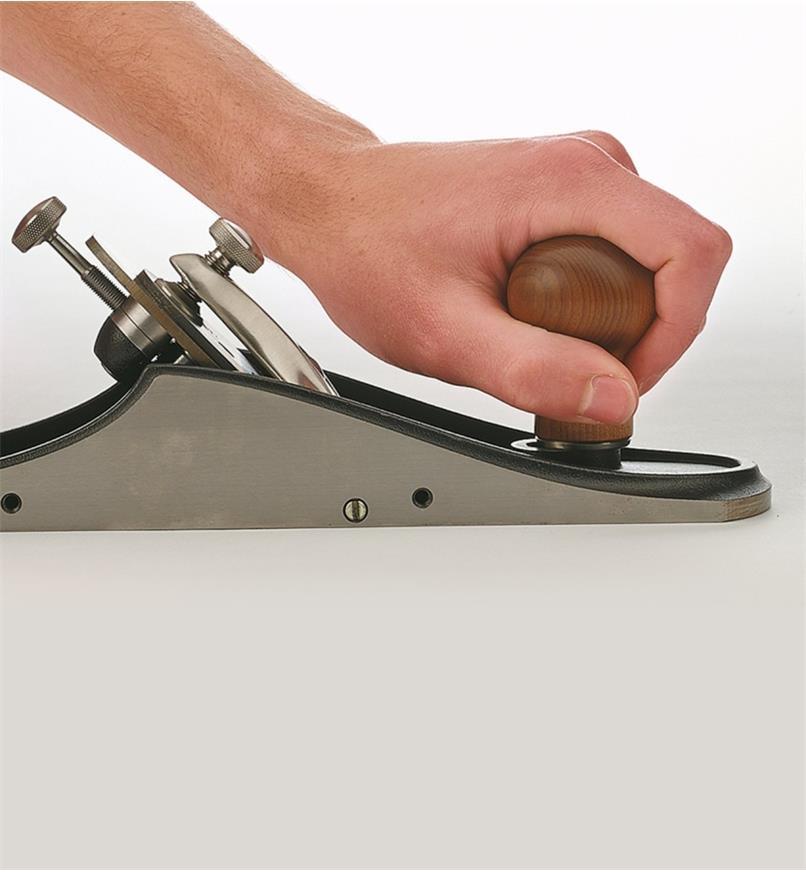 06P2011 - Pommeau standard Veritas pour rabots d'atelier personnalisables Veritas