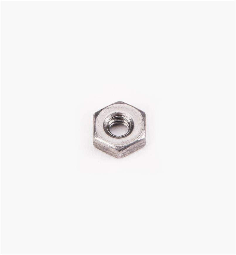 16J0369 - 4-40 Hex Nut, each