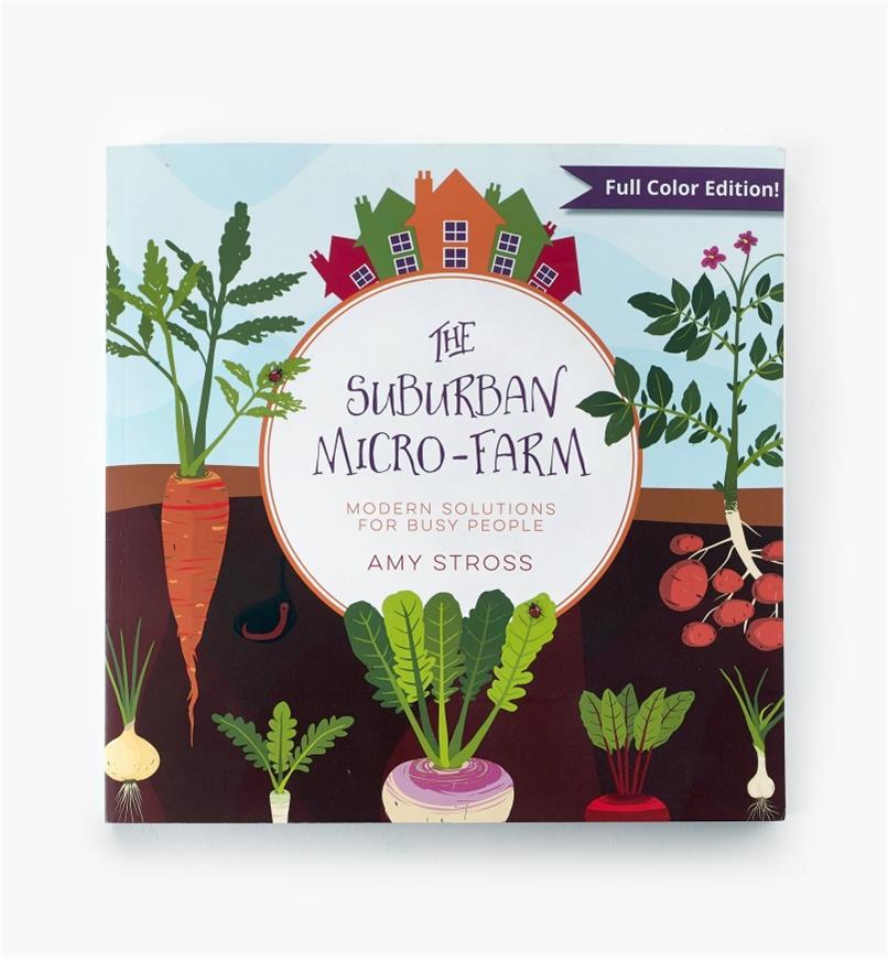 LA575 - The Suburban Micro-Farm Book