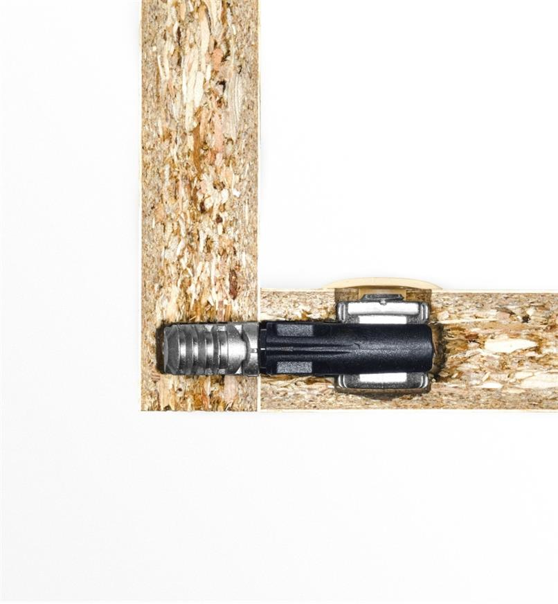 ZA203166 - Corner Connector KV D8/50