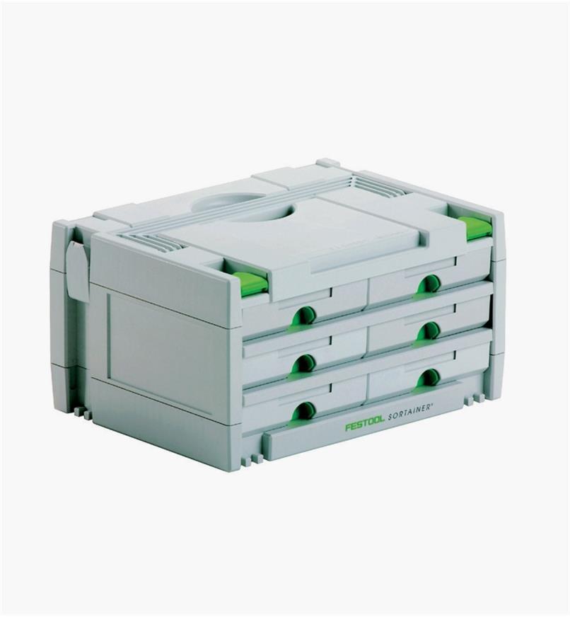 ZA491984 - 6 Drawer Sortainer Case