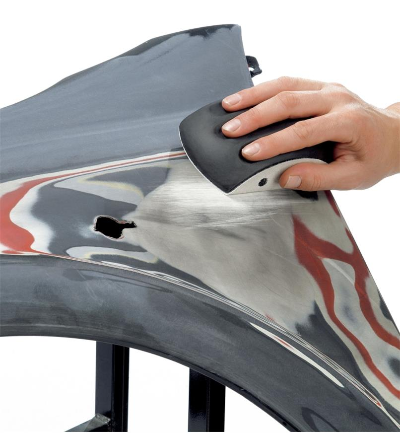 ZA495965 - Hand Sanding Block, Soft