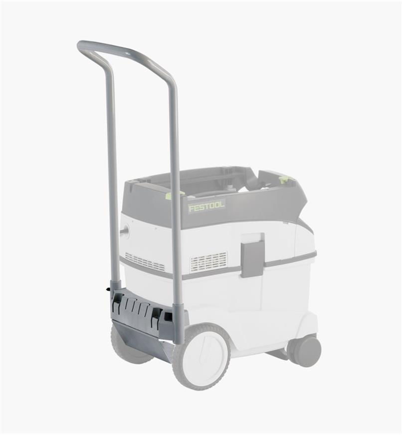 ZA497295 - CT Dust Extractor Handle