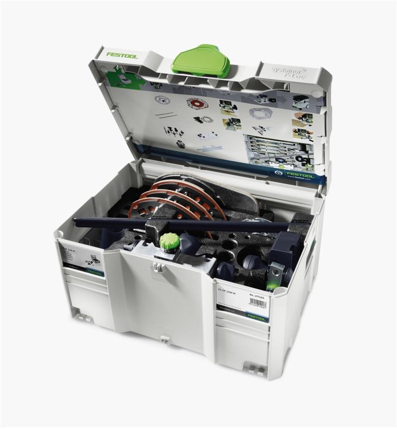 ZA497655 - Ensemble d'accessoires OF 2200 métriques