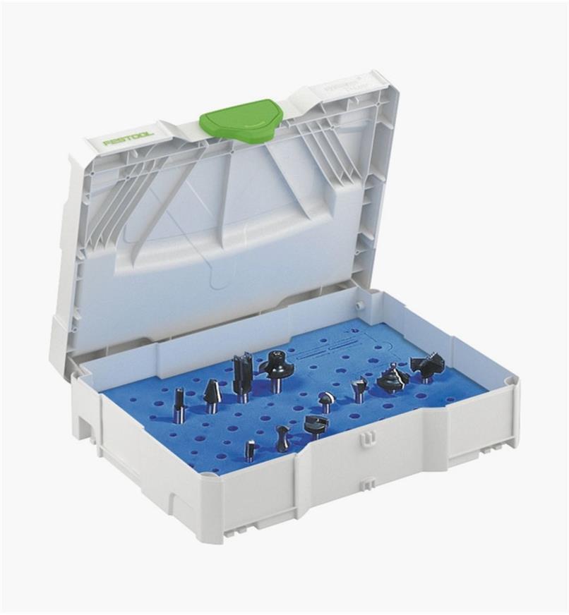 ZA497695 - Systainer pour mèches de toupie