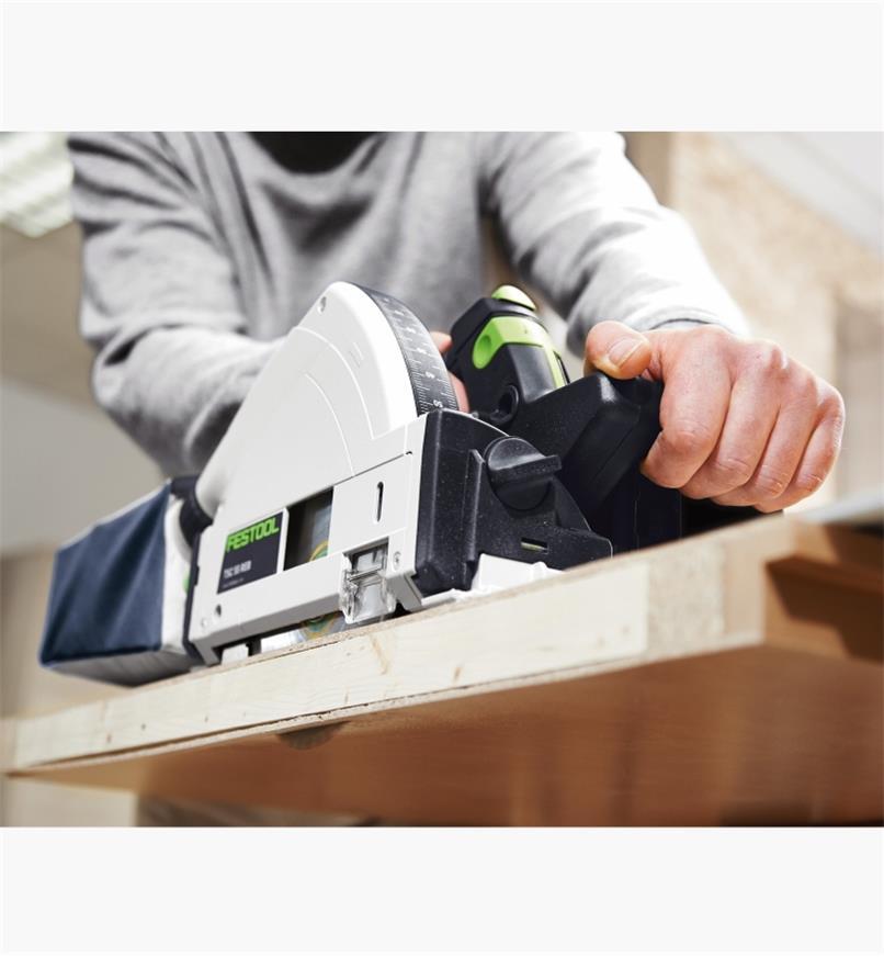 TSC 55 REB Imperial Cordless Plunge Cut CircularSaw