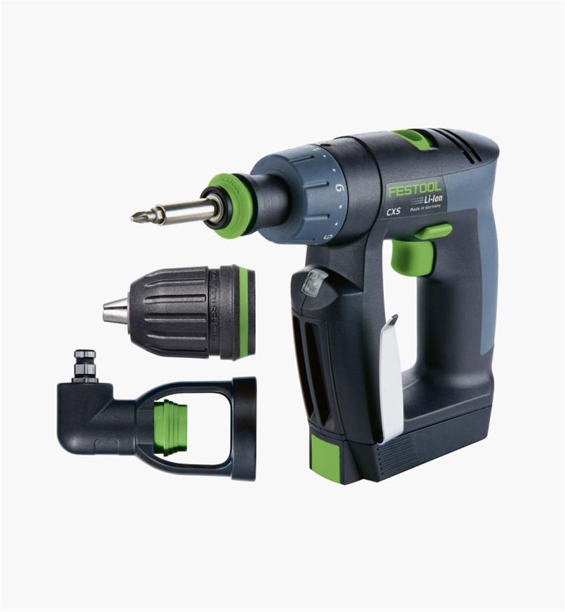 ZT564535 - CXS Cordless Drill Set