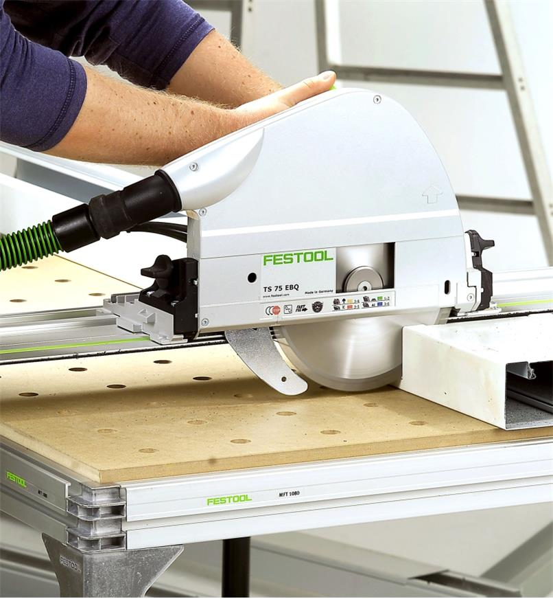 TS 75 EQ Plunge-Cut Circular Saw