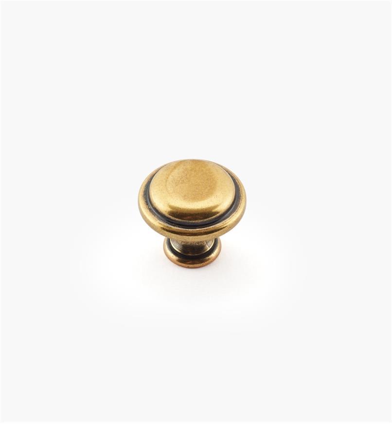 01A2012 - 25mm x 21mm Knob