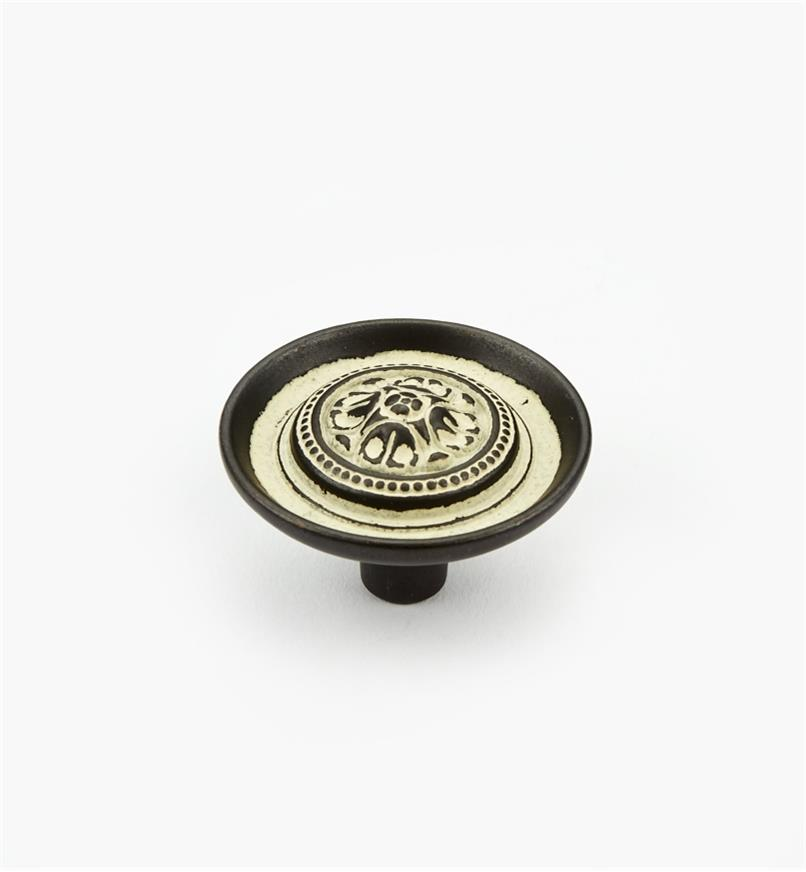 "03W2827 - 1 1/2"" Antique Knob"