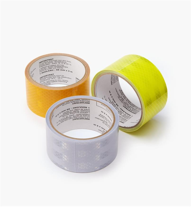 09A0951 - Reflective Tape, set of 3