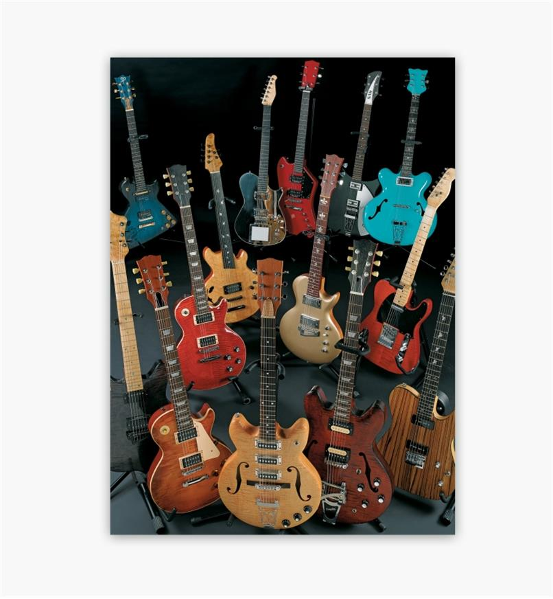 Handmade Electric Guitars