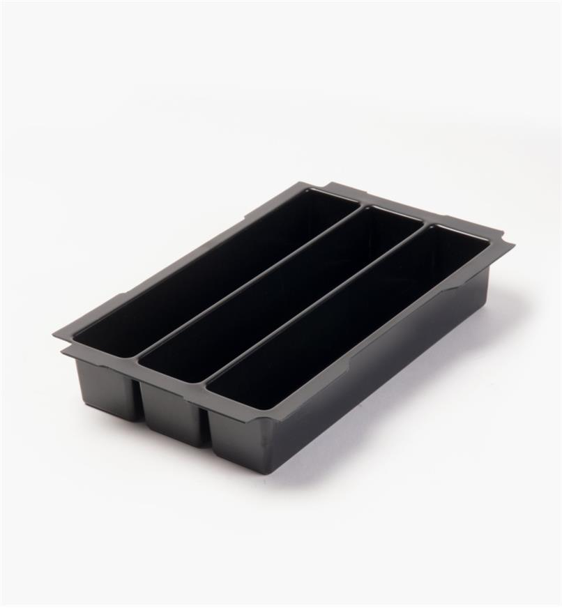 68K4530 - 3-Compartment Tray for T-Loc Mini Systainer