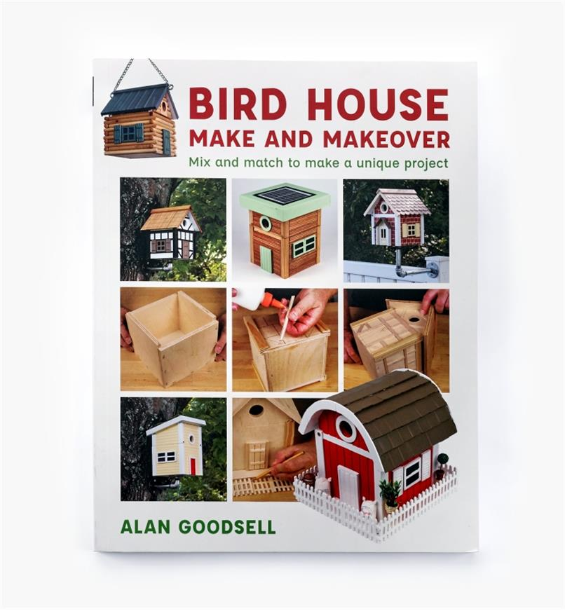 73L0137 - Birdhouse Make and Makeover