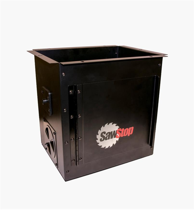 95T2415 - SawStop Downdraft Dust Collection Box