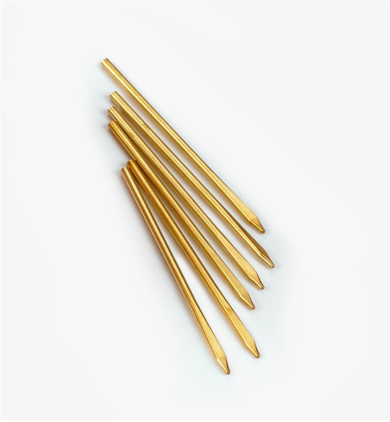 97K0930 - Lacing Needles, pkg. of 6