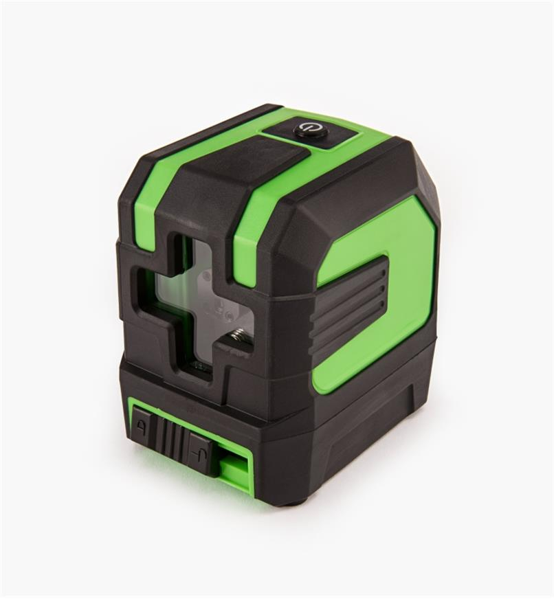 99W7580 - Green Crosshair Laser Level
