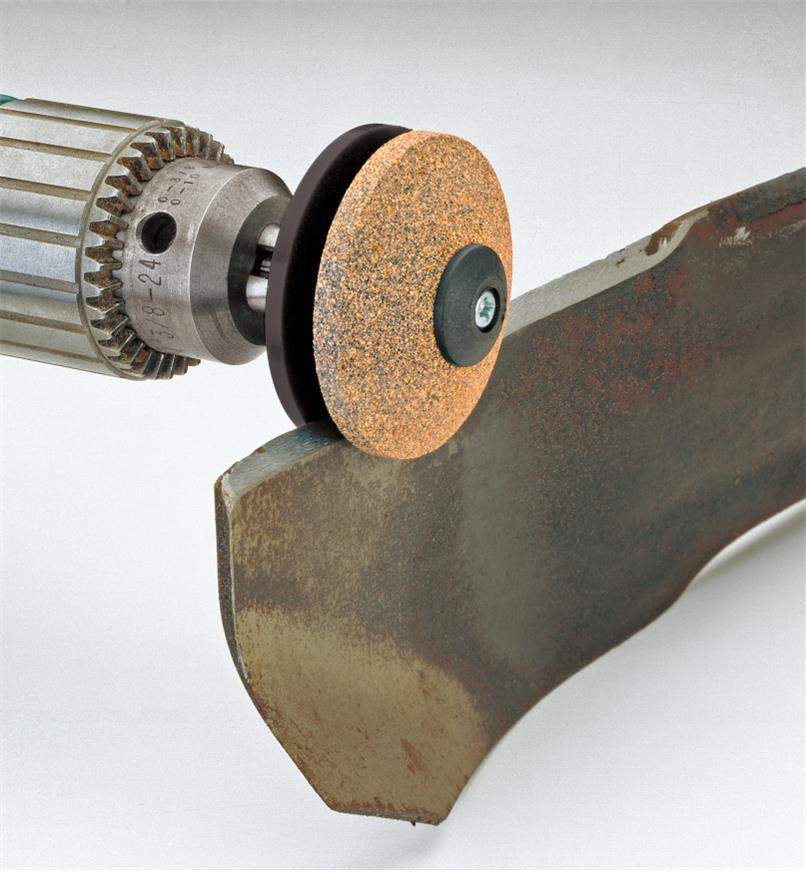 AG702 - Aiguisoir rotatif pour lames de tondeuse
