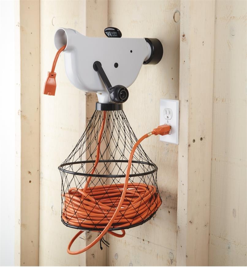 BN105 - Enrouleur de fil électrique