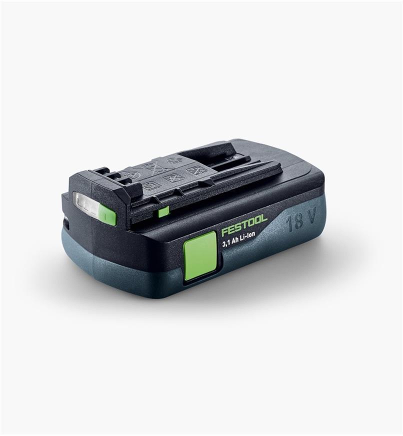 ZA201790 - Replacement Airstream Battery 18V LI 3.1 C