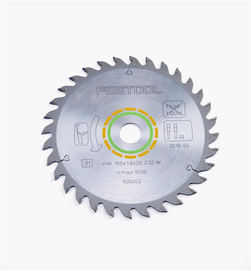 ZA500462 - Fine Tooth HK 55 and HKC 55 Saw Blade