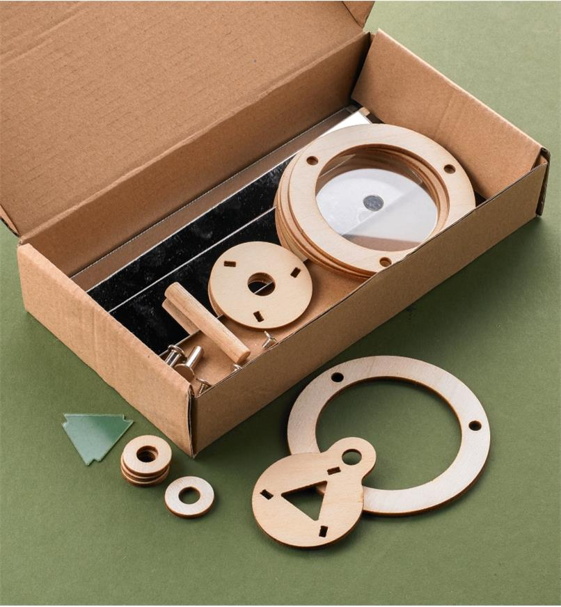 09A0529 - Ever-Changeable Kaleidoscope Kit