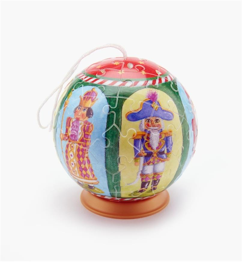 45K1588 - 3D Puzzle Christmas Ornament
