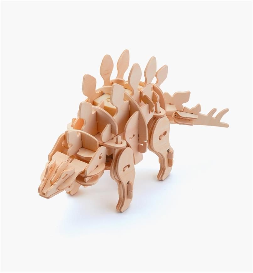 45K5041 - Walking Stegosaurus Model Kit