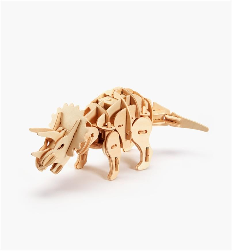 45K5042 - Walking Triceratops Model Kit