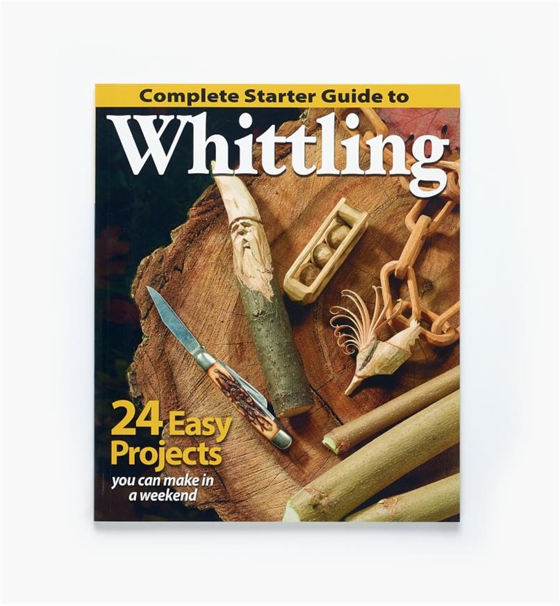 49L5121 - Complete Starter Guide to Whittling