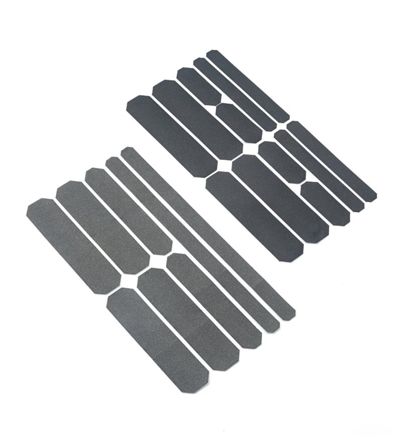 68K1001 - Peel & Stick Reflective Strips, pkg. of 8