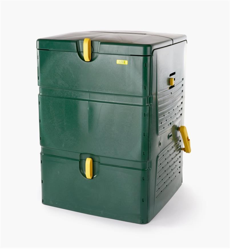CT123 - Composteur à 3 compartiments