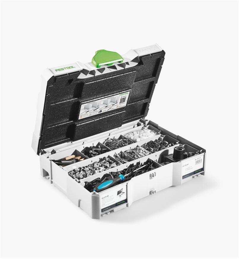 ZA203170 - Système d'assemblage DOMINO KV-SYS D8