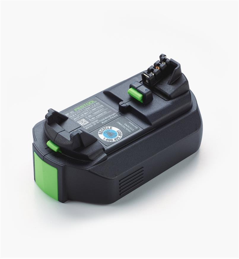 ZA500243 - Batterie de remplacement pour le modèle CXS/TXS 2,6Ah