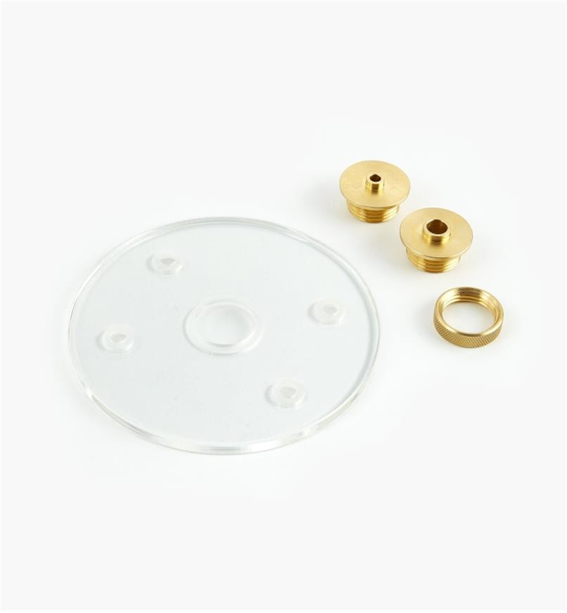 05J6508 - Veritas Template Bushings & Base Plate