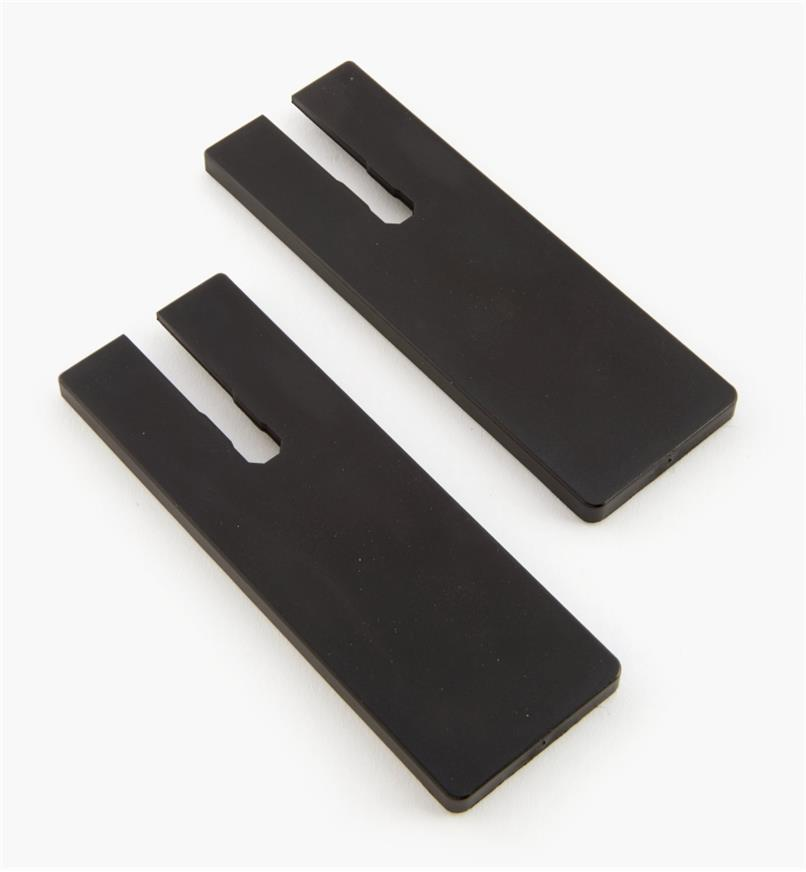 17F7007 - Replacement Jaw Pads for Bessey Clamps, pr