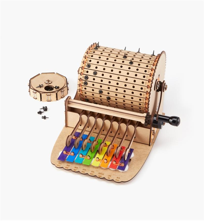 45K5052 - Xylophone Music Machine Kit