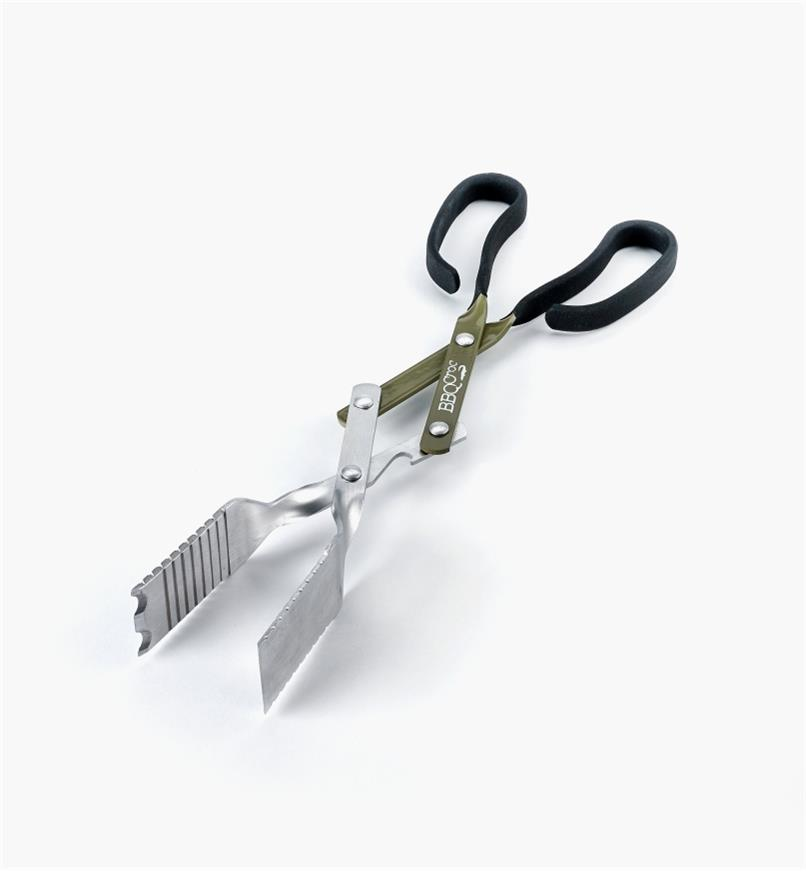 EM307 - Pinces pour barbecue BBQ Croc, 15 po
