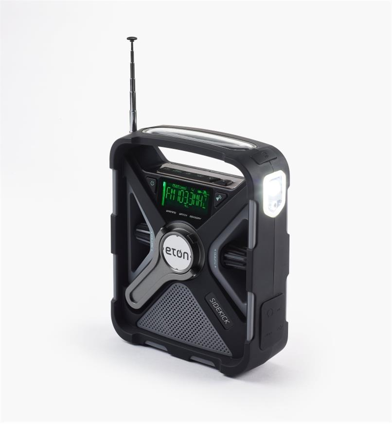 KC523 - Eton Bluetooth Emergency Weather Radio