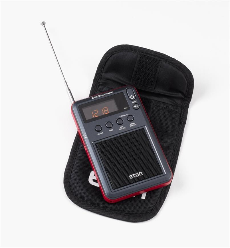 KC524 - Radio météo de poche Eton