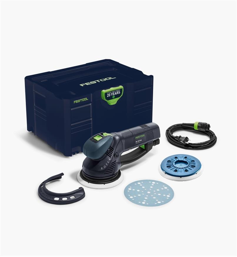 ZT576691 - Festool Emerald Edition Rotex RO 150 Sander